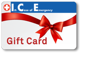 ICE Card - Gift Voucher -